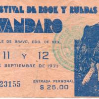 El festival de Avándaro y el rock nacional a la clandestinidad