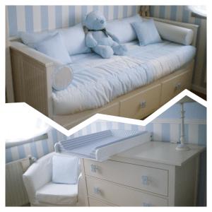 Consigue una habitaci n infantil barata en murcia el for Cama divan nina