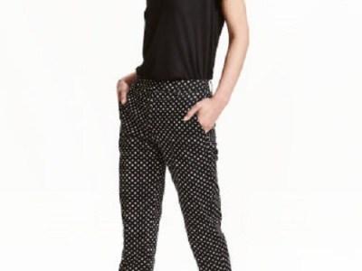 ¿Buscas pantalón? Conoce algunas de las propuestas más interesantes de H&M