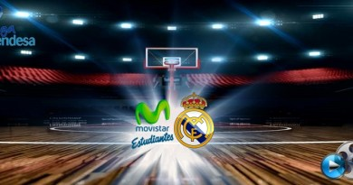 Partido | Movistar Estudiantes vs Real Madrid | Liga Endesa | J5