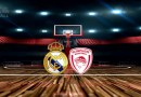 Partido | Real Madrid vs Olympiacos | Euroleague | J1
