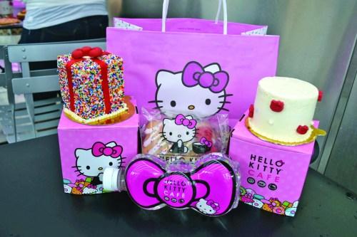Medium Of Hello Kitty Cafe Irvine