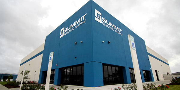 Summit Electric Supply Opens New Facility in Beaumont, Texas
