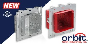 "Orbit's Universal Mounting Adjustable Box: The Best Way to Mount Extra Deep 4"" Square Boxes"