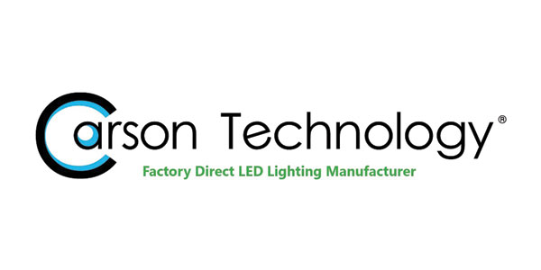 Carson Technology Introduces Higher Lumen Efficacy T8 Tubes at 130 lm/W