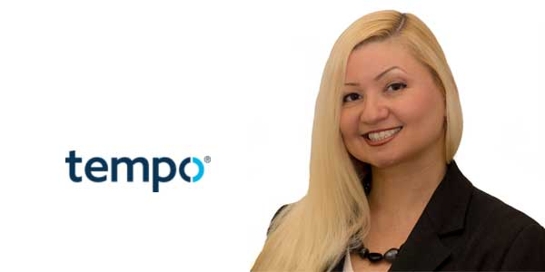 Tempo Hires Jill Rebik as New York Metro Sales Manager