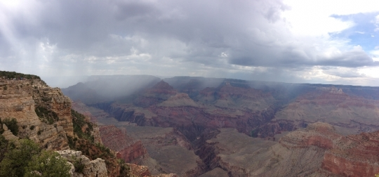 The true grander of the Grand Canyon is so hard to capture on film