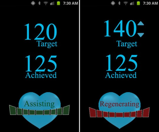 Falco fusion sport heart rate app