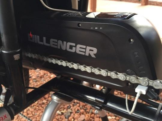 Dillenger Bafang USB