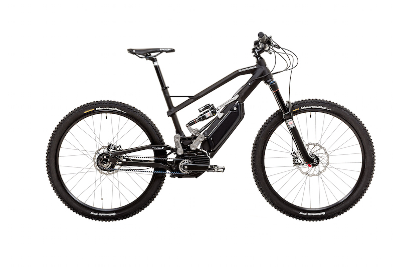 Heisenburg electric bike XF1_Fully 1