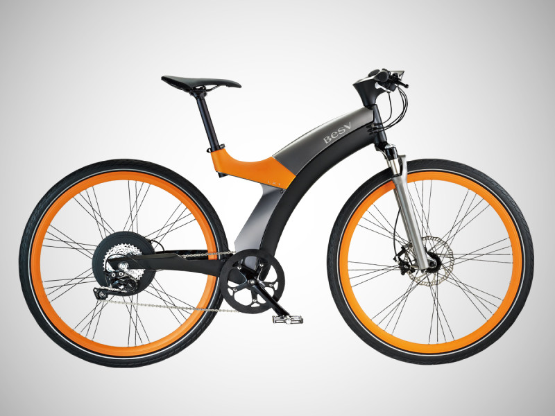 BESV LX1 electric bike