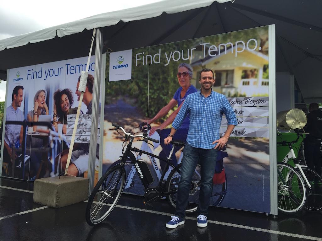 Portland Electric Bike Expo 21
