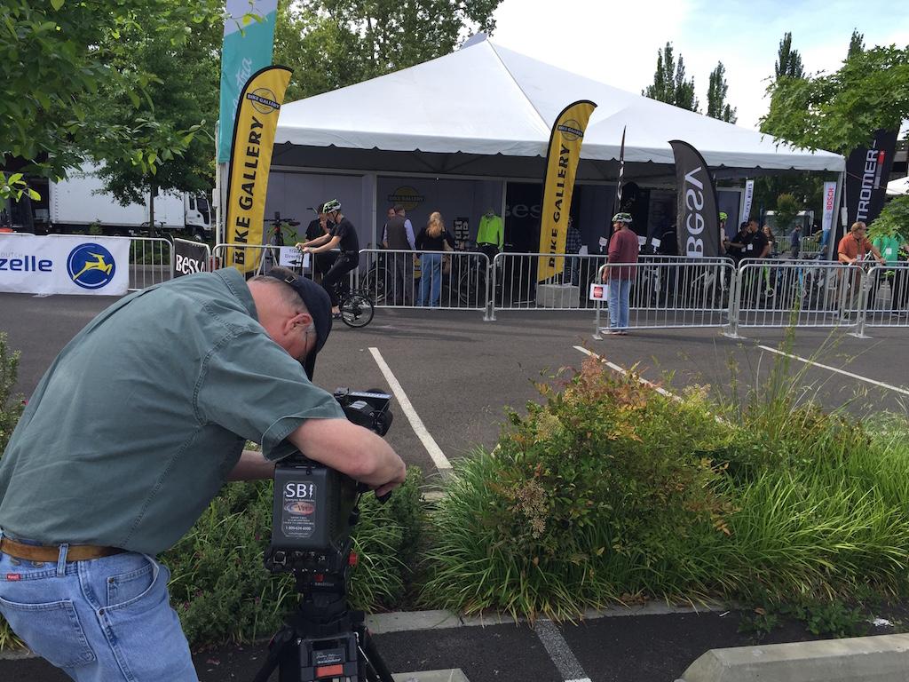 Portland Electric Bike Expo 25