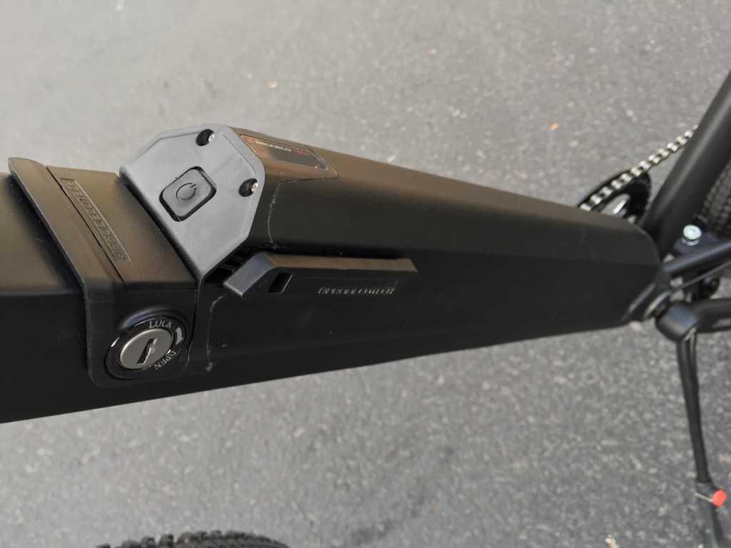 ProdecoTech Phantom XR electric bike samsung battery