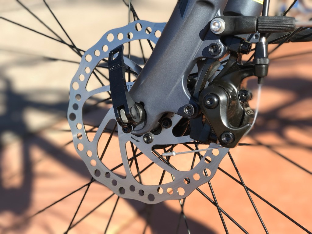 igo-explore-electric-bike-front-brake