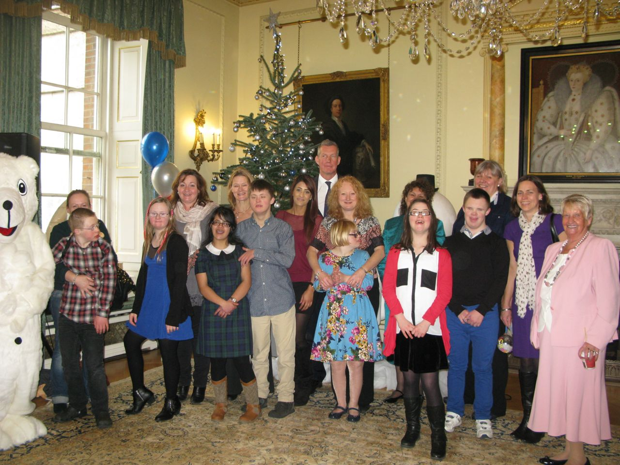 Christmas Party at 10 Downing Street