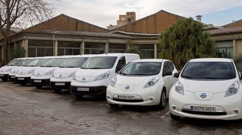 Nissan lidera una vez más el mercado en el mes de Agosto. URBASER incorpora 23 Nissan eléctricos en su flota