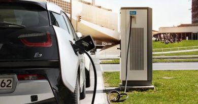 Recarga ultra rápida de 350 kW en Europa