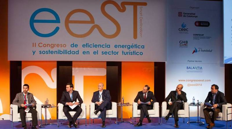 AEDIVE defendió la movilidad eléctrica en el II EEST. Congreso de eficiencia energetica y sostenibilidad en el sector turismo