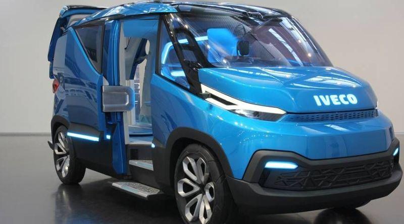 Iveco Vision, el transporte del futuro.