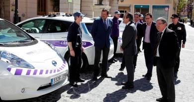 El Ayto. de Gandía incorpora 7 Nissan LEAF a su flota del Servicio de Atención Ciudadana