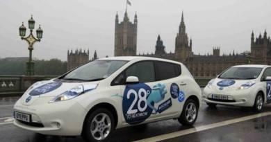 Reino Unido podría reducir un 40% la dependencia fósil gracias al vehículo eléctrico