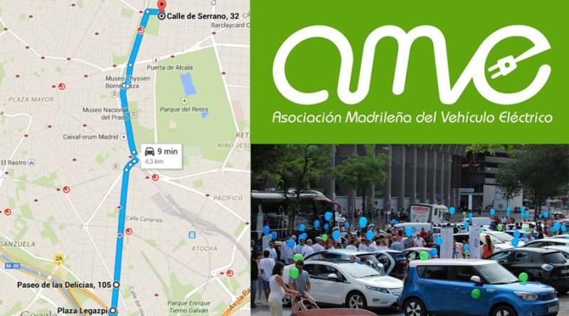 III Marcha del VE por Madrid 2015