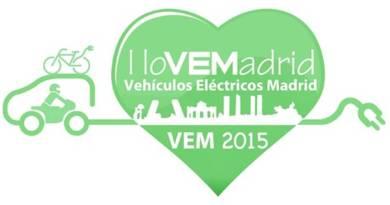 VEM 2015, Disfruta de Madrid en vehículo eléctrico