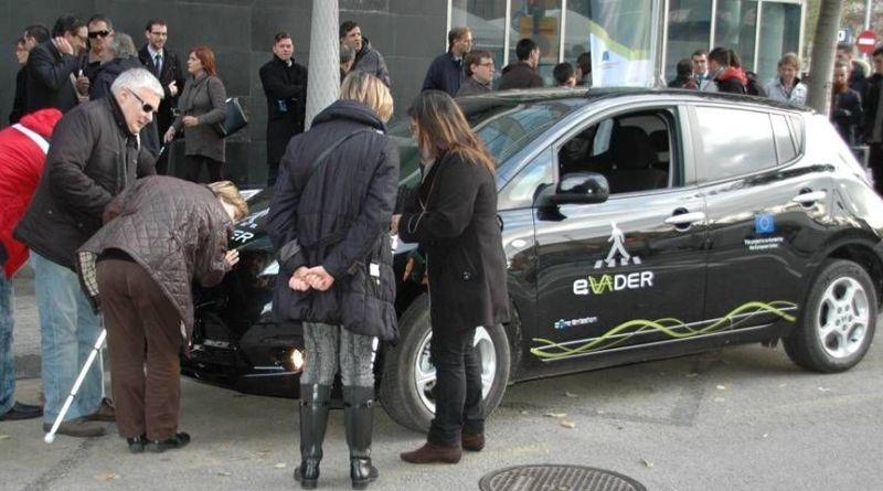 Sistema de sonido artificial para vehículos eléctricos Applus+