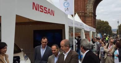 Nissan reafirma en Expoelectric su compromiso con la electromovilidad