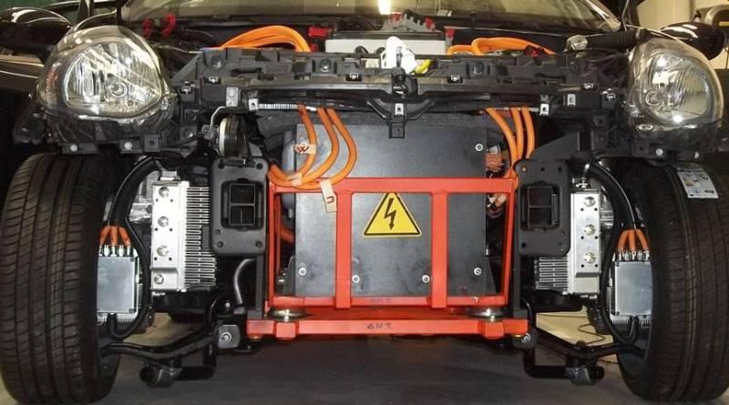 AIC y Tecnalia presentan un motor eléctrico para incorporarlo en las ruedas