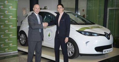 Iberdrola y Renault firman un acuerdo para impulsar la movilidad eléctrica