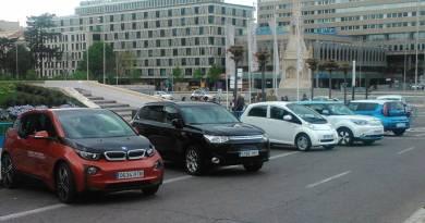 El mercado de vehículos eléctricos arranca el año con un crecimiento del 195%