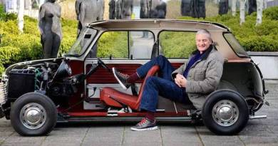 Dyson Electric Car ¿Es posible?