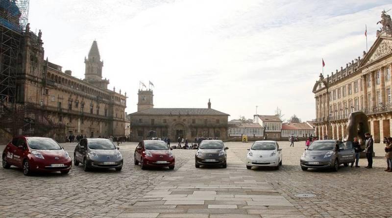 Desde 2011 se han vendido 2.465 Nissan LEAF. 1 de cada 2 VE- 346 vehículos eléctricos matriculados en España durante Junio