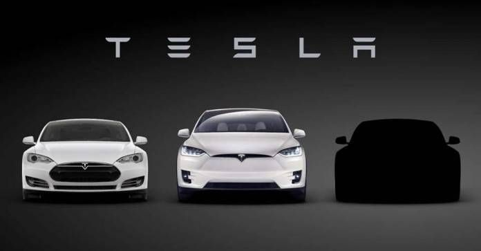 Tesla Model 3 presentacion