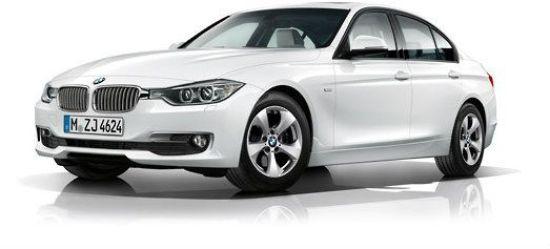 Tipos de vehículo Híbrido. BMW 320i ed.