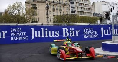 Formula E ePrix de Paris: Di Grassi domina con paso firme