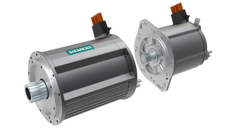 Siemens y Valeo fabricarán motores eléctricos. Motor eléctrico Siemens. Electric motor by siemens