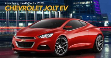 El Chevrolet Jolt EV era un fake