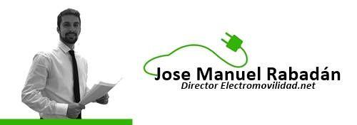 Jose Manuel Rabadán Director de Electromovilidad