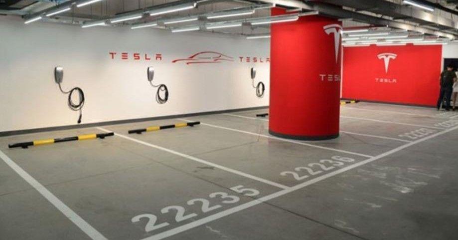 Como montar un Tesla Destination Charging en mi negocio