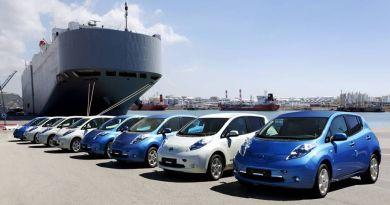 572 eléctricos vendidos en Mayo a la espera del Movea . Nissan aplaude el nuevo plan de la Generalitat