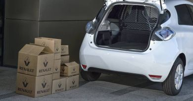 Renault presenta el ZOE Societé, el coche eléctrico comercial