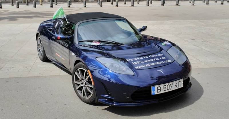 80eDays vuelta al mundo en vehículo eléctrico comienza en Barcelona