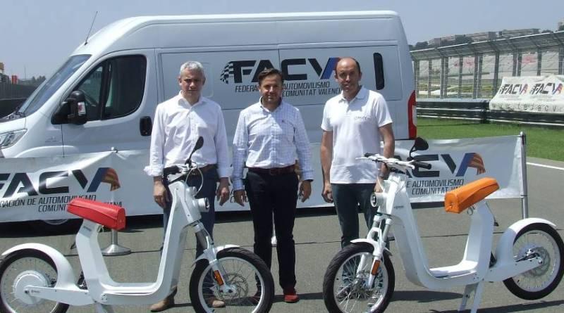 FACV y Xkuty acuerdan por una movilidad sostenible