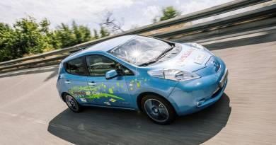 Empleados de Nissan crean un LEAF con 48 kWh