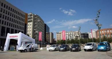 Nissan Zero Emission Tour 2016 arranca en Girona