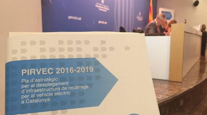 PIRVEC ¿Otro brindis al sol o punto de inflexión? Plan de Infraestructura de Recarga del Vehículo Eléctrico de Catalunya
