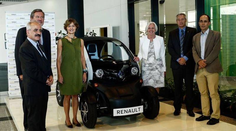 Renault entrega los Premios a la Mejor Práctica en Movilidad Sostenible